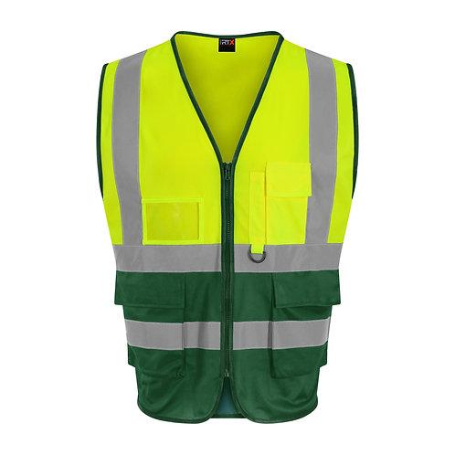 RX705 Pro RTX Executive waistcoat