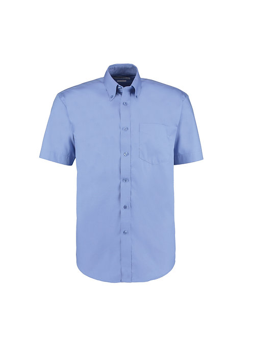 KK109 Kustom Kit Corporate Oxford shirt short-sleeved (classic fit)