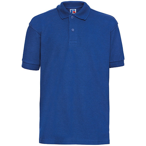 J599B Russell Kids hard-wearing polo shirt