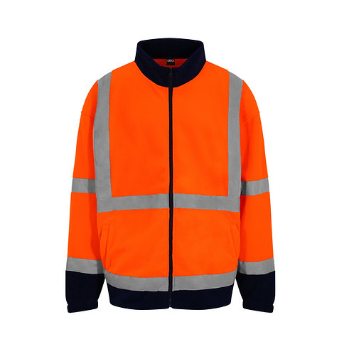 RX750 Pro RTX High visibility full-zip fleece