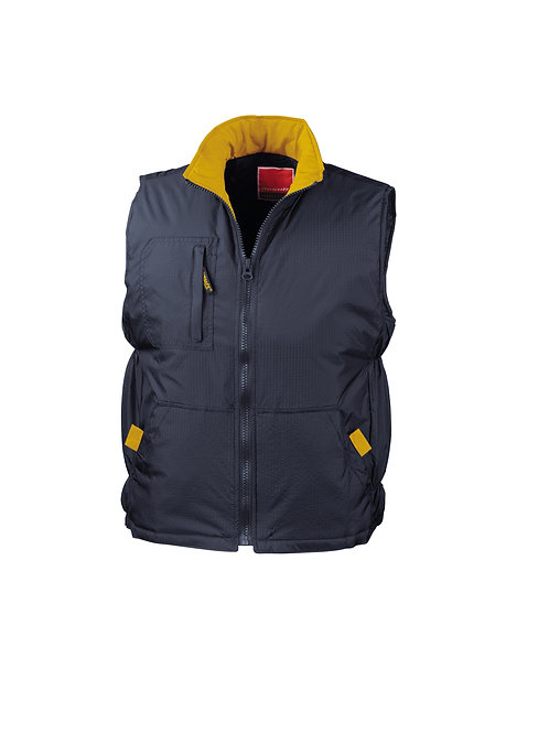 RE66A Result Ripstop gilet