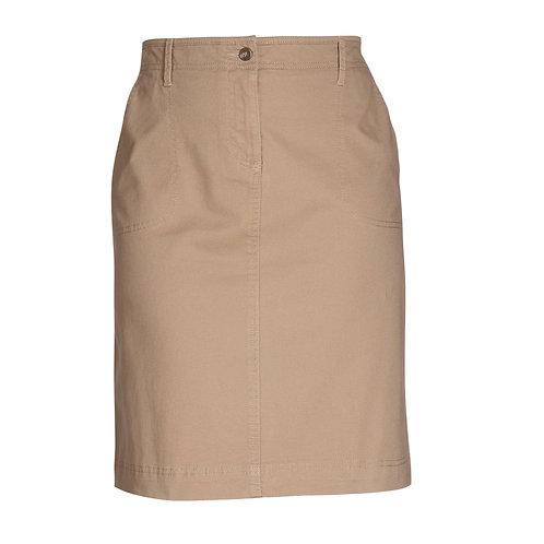 BR151 Brook Taverner Women's Austin chino skirt