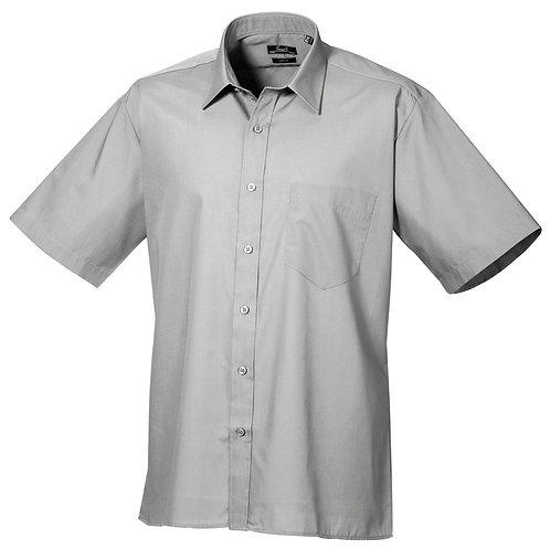 PR202 Premier Short sleeve poplin shirt