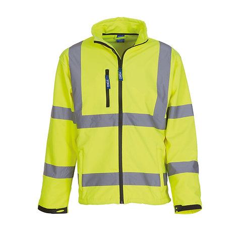 YK040 YOKO Hi-vis softshell jacket (HVK09)