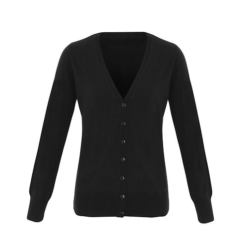 PR402 Premier Women's 'essential' acrylic cardigan
