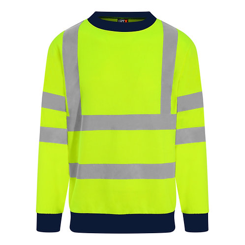 RX730 Pro RTX High visibility sweatshirt