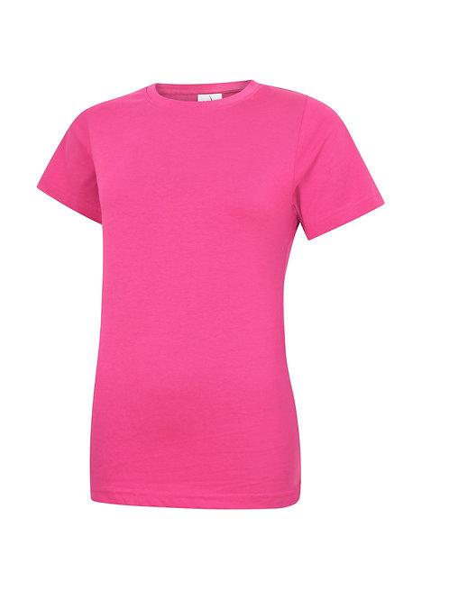 UC318 Uneek Ladies Classic Crew Neck T-Shirt