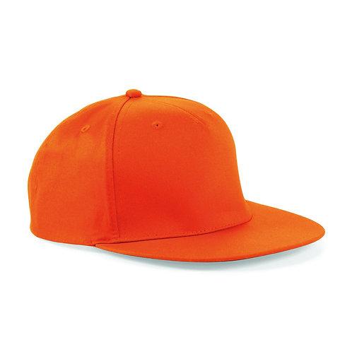 BC610 Beechfield 5-panel snapback rapper cap