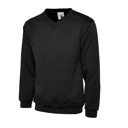 UC204 Uneek Premium V-Neck Sweatshirt