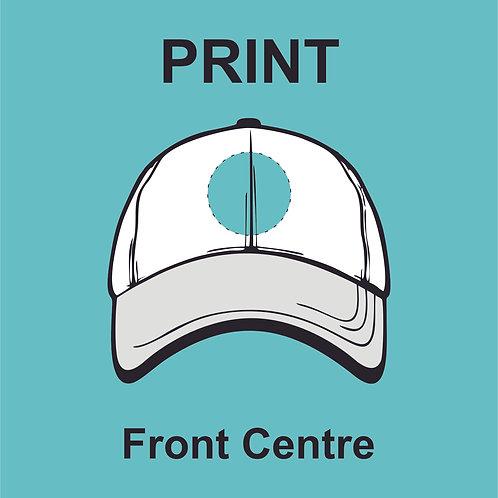 Front Centre Print