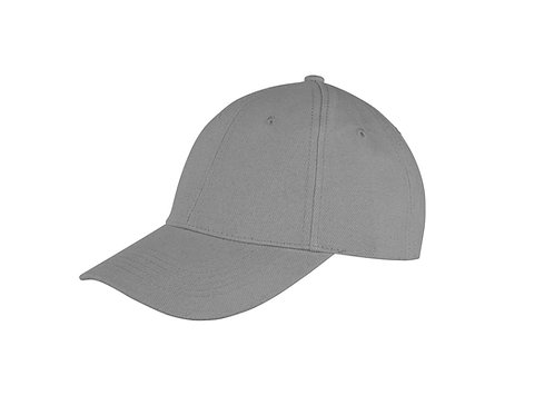 RC81X Result Memphis 6-panel brushed cotton low profile cap