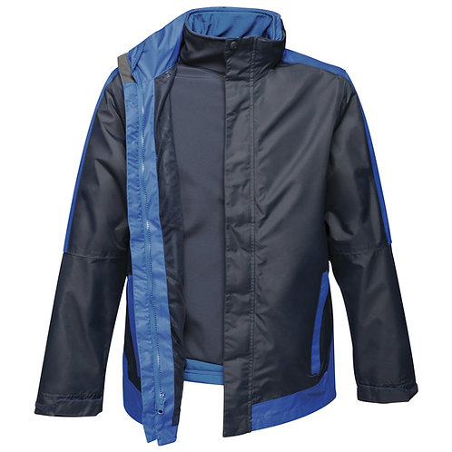 RG664 Regatta Contrast 3-in-1 jacket