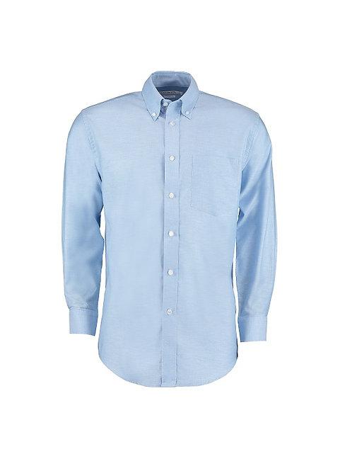 KK351 Kustom Kit Workplace Oxford shirt long-sleeved (classic fit)