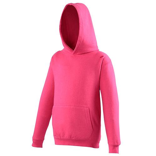 JH01F AWDis Girlie college hoodie