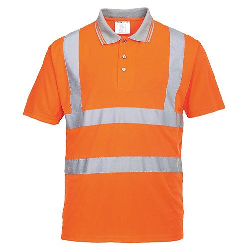 PW024 Portwest Hi-vis polo shirt (S477/RT22)