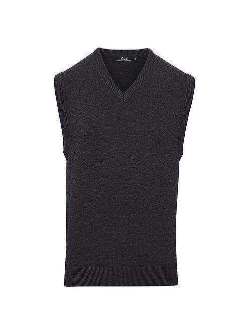 PR699 Premier Sleeveless knitted sweater