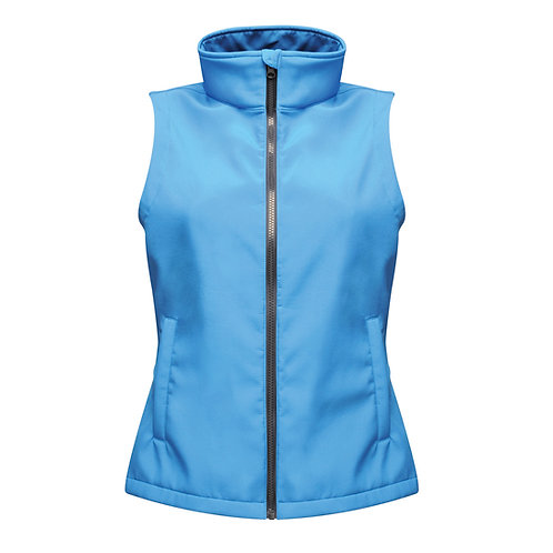 RG149 Regatta Women's Ablaze printable softshell bodywarmer