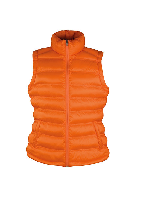 R193F Result Women's ice bird padded gilet