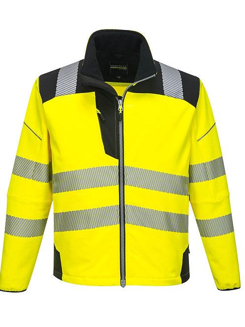 PW366 Portwest PW3 Hi-vis softshell jacket (T402)