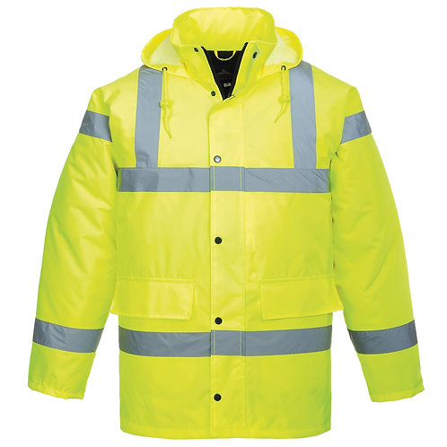 PW003 Portwest Hi-vis traffic jacket (S460)