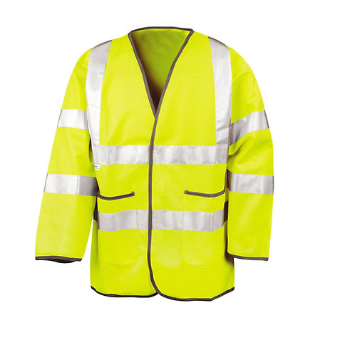 R210A Result Motorway safety jacket