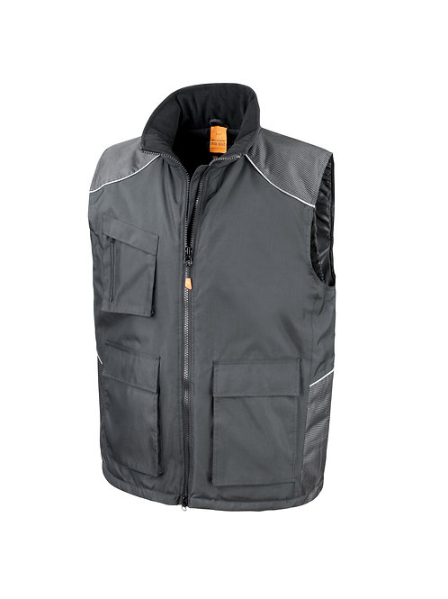 R306X Result Work-Guard Vostex bodywarmer