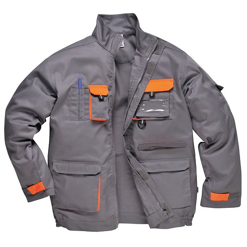 PW160 Portwest Contrast jacket (TX10)