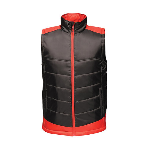 RG665 Regatta Contrast insulated bodywarmer