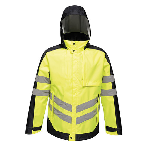 RG381 Regatta High-vis pro insulated jacket