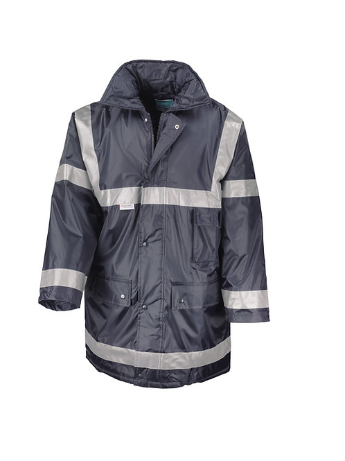 RE23A Result Work-Guard management coat