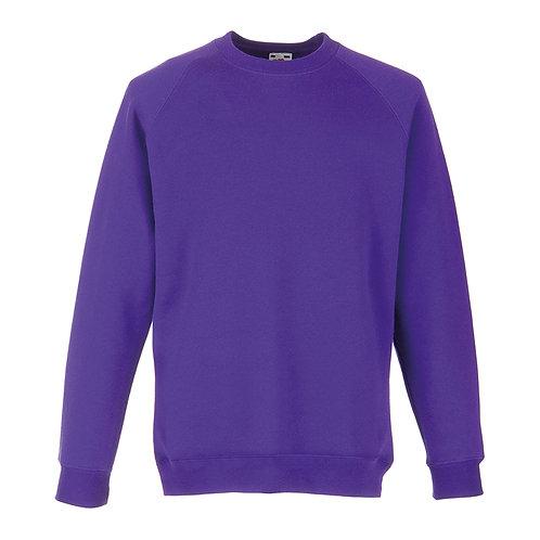 SS271 FOTL Kids classic raglan sweatshirt