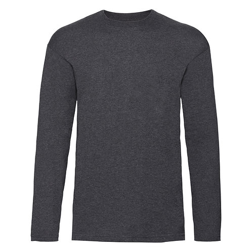 SS032 FOTL Valueweight long sleeve T