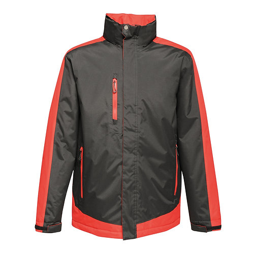 RG660 Regatta Contrast insulated jacket