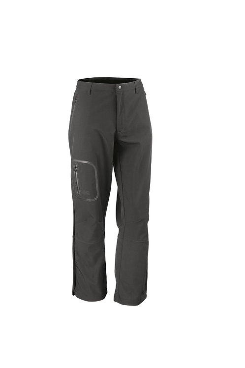 R132X Result Tech performance softshell trousers