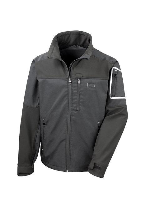 R302X Result Work-Guard Sabre stretch jacket
