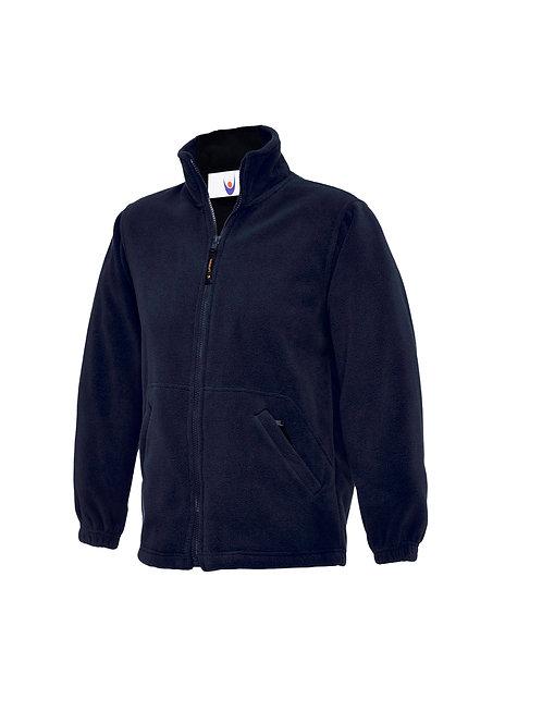 UC603 Uneek Childrens Full Zip Micro Fleece Jacket