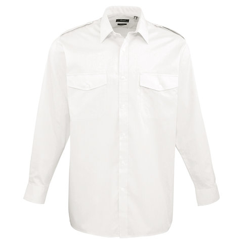 PR210 Premier Long sleeve pilot shirt