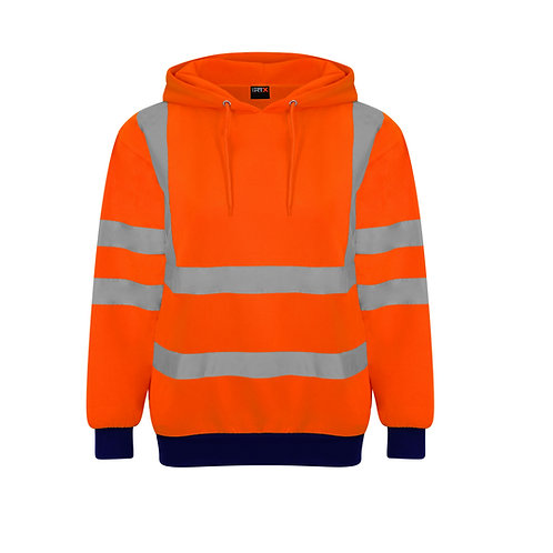 RX740 RTX Pro High visibility hoodie