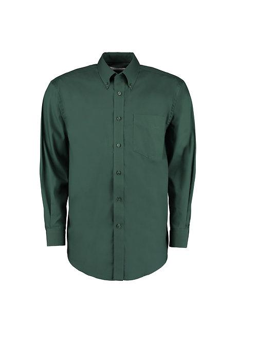 KK105 Kustom Kit Corporate Oxford shirt long-sleeved (classic fit)