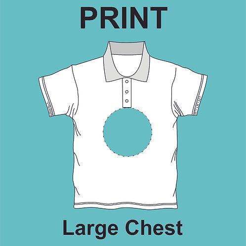 Large Chest Print