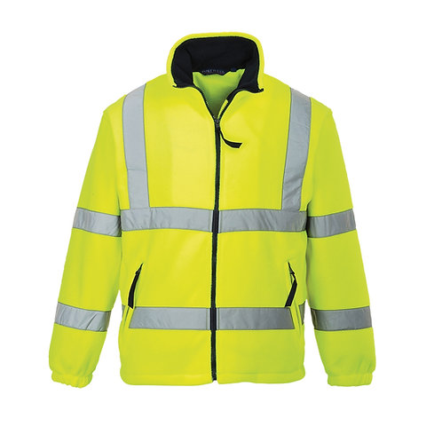 PW963 Portwest Hi-vis mesh-lined fleece (F300)