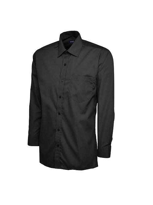 UC709 Uneek Mens Poplin Full Sleeve Shirt