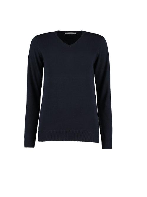 KK353 Kustom Kit Women's Arundel sweater long sleeve (classic fit)