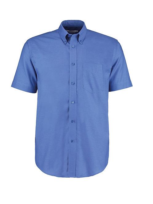KK350 Kustom Kit Workplace Oxford shirt short-sleeved (classic fit)