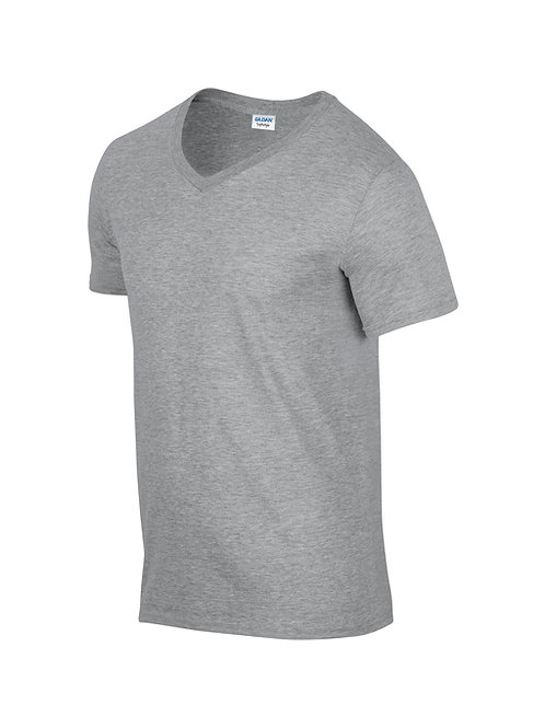 GD010 Gildan Softstyle™ v-neck t-shirt