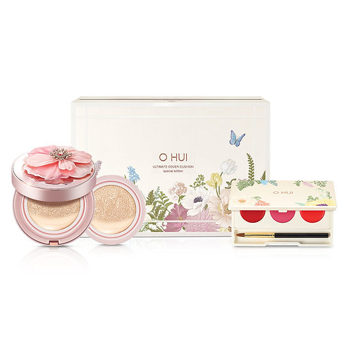 Set O HUI Ultimate Cover Cushion Special Edition