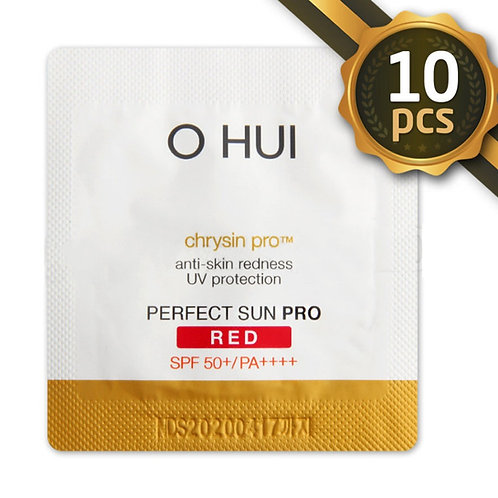 Kem chống nắng Ohui Perfect Sun Red SPF 50+