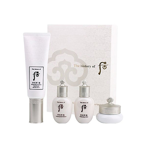 Whoo Whitening Essence Sunscreen Special Set