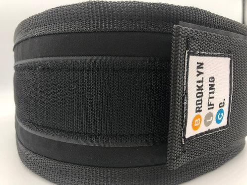 The Naomie Belt - Black Scuba