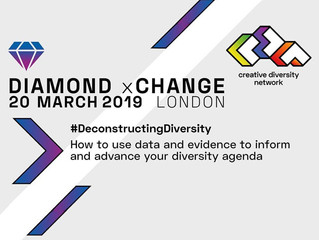 20 March 2019 - Diamond xChange: Deconstructing Diversity